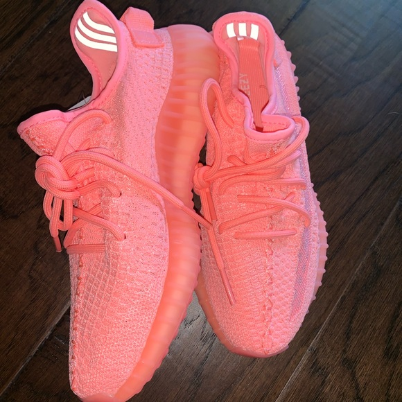 Yeezy Shoes | Adidas Boost 35 Pink Glow